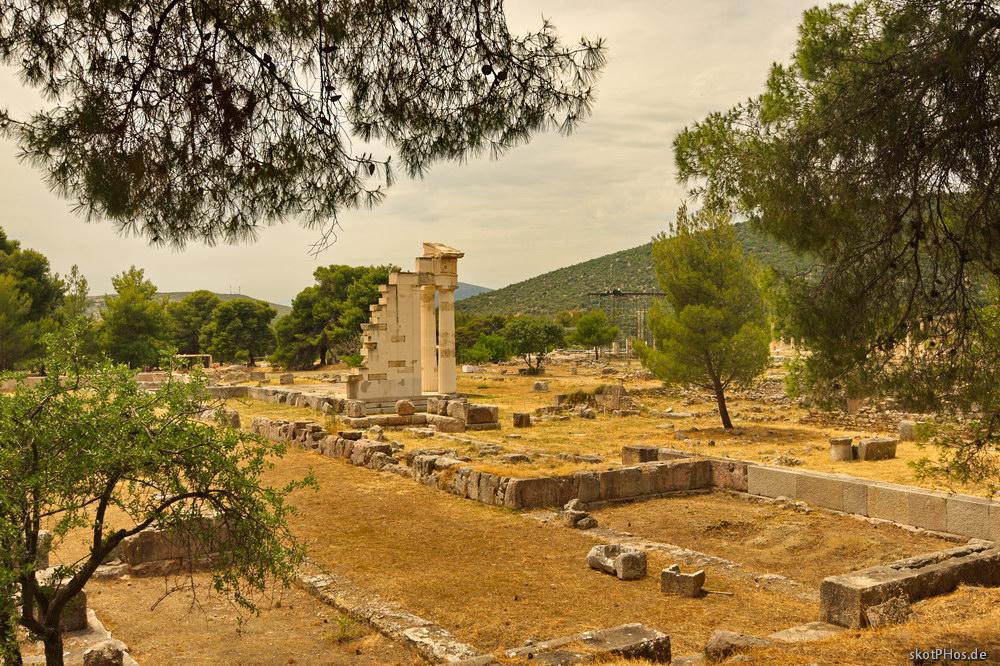 Peloponnes 2017